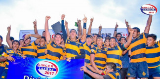 ROYAL COLLEGE CHAMPIONS 2017 SCHOOLS RUGBY LEAGUE