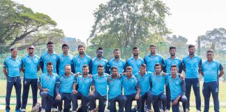 Ragama Cricket Team 2018
