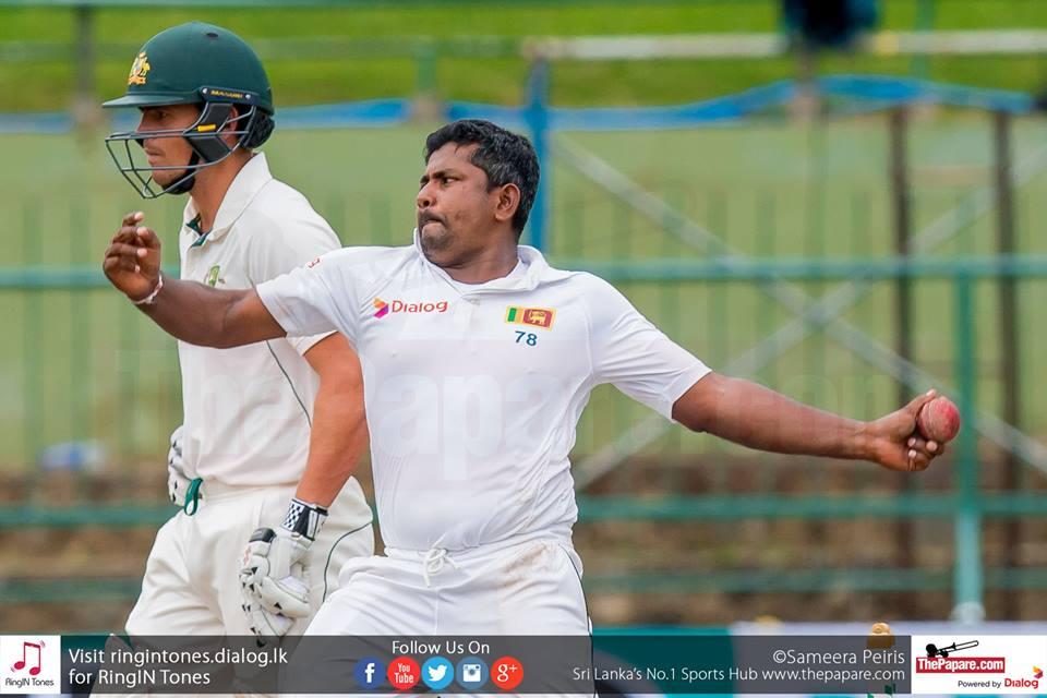 Rangana Herath to captain Sri Lanka in Zimbabwe