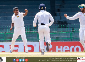 Herath strikes put Sri Lanka firmly on top