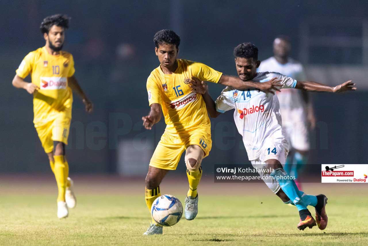 Ratnam SC vs Saunders SC