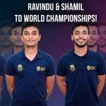 Ravindu Shamil Sri Lanka Squash