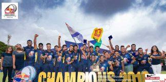 Sri Lanka - Red Bull Campus Cricket - World Final