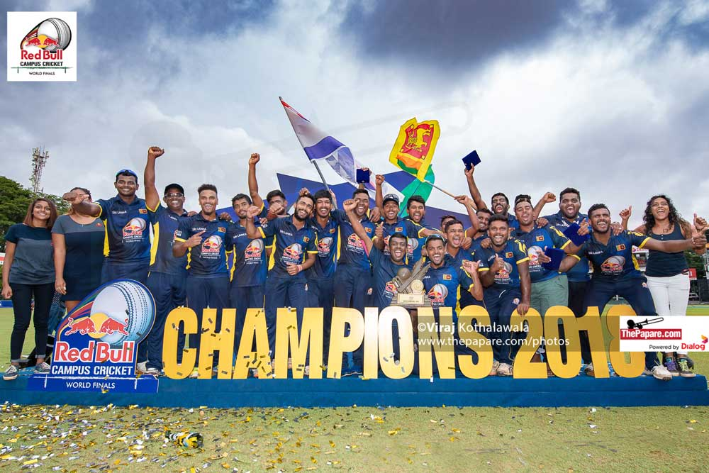 Sri Lanka - Red Bull Campus Cricket - World Final
