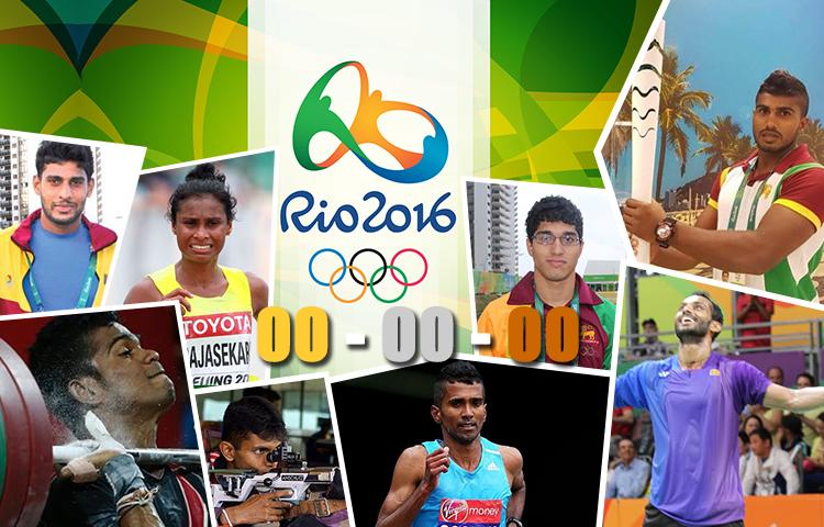 2016 Rio Olympic Sri Lanka review