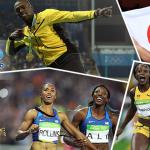 Rio Olympic summary august 17