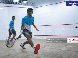 Ritzbury Junior National Squash