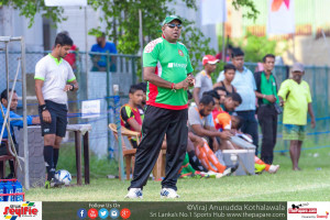 FFSL suspends New Youngs coach