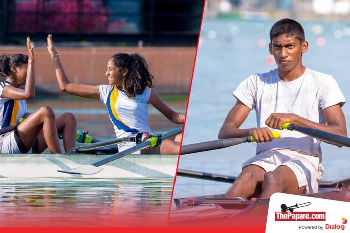 Schools National Rowing