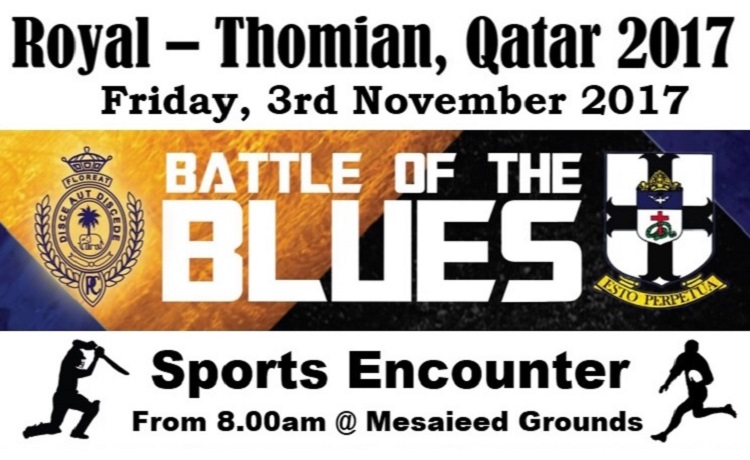 Battle of the Blues in Qatar