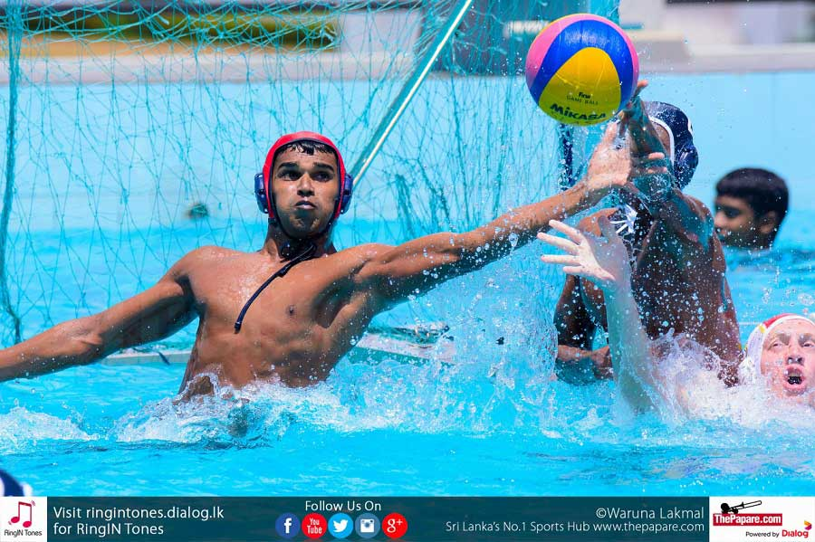 6a05a510d68 Royal stake claim for Ellawala Water Polo title
