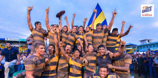 Royal College - 73rd Bradby Shield Winner 2017