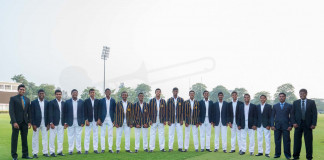 Royal College Cricket Team 2017