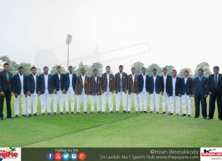 Royal College Cricket Team 2017