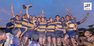 Royal College U18 Rugby - Champions Simithrachchi Trophy 2017