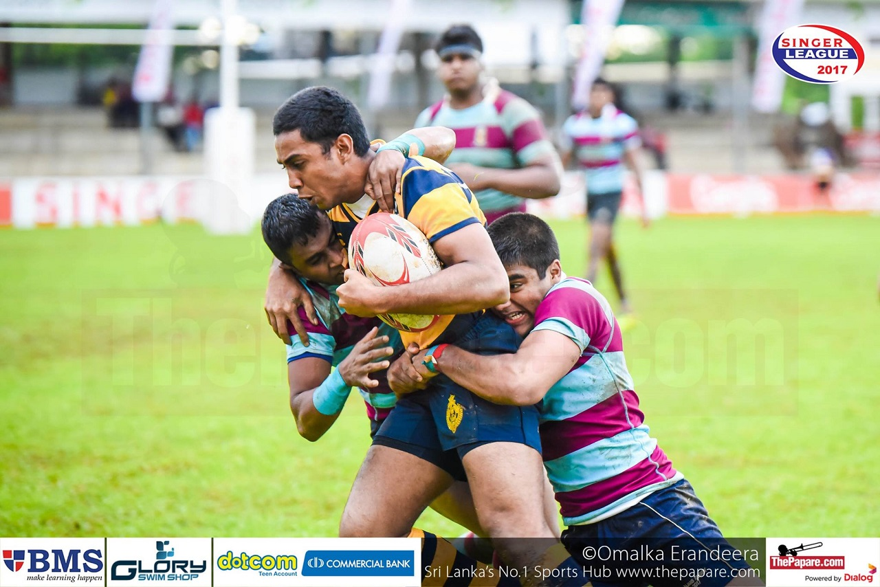 Royal College v Dharmaraja College
