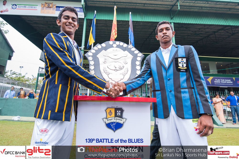 Photos: Royal College vs S. Thomas' College – 139th Battle of the Blues