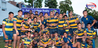 Royal College vs St Peter's College