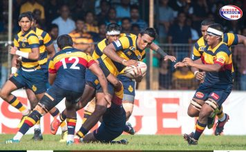 Royal vs Trinity - 1st Leg Bradby