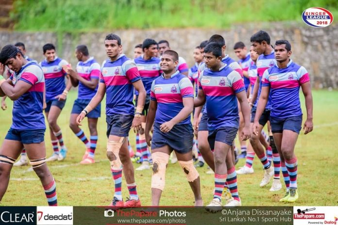 St. Anthony's College Rugby
