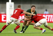 Rugby World Cup 2019 - South Africa v Canada