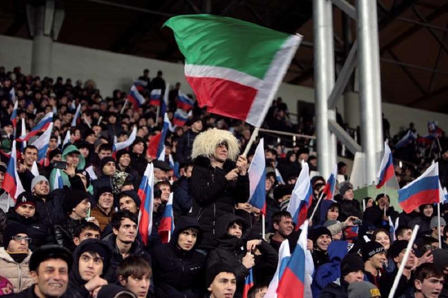 Russia football
