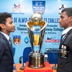 S. Thomas' College v Gateway Football encounter