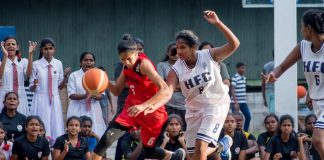 S.Joseph's Girls College vs Holly Family Convent