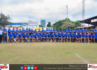 S.Thomas' College Rugby Team 2017