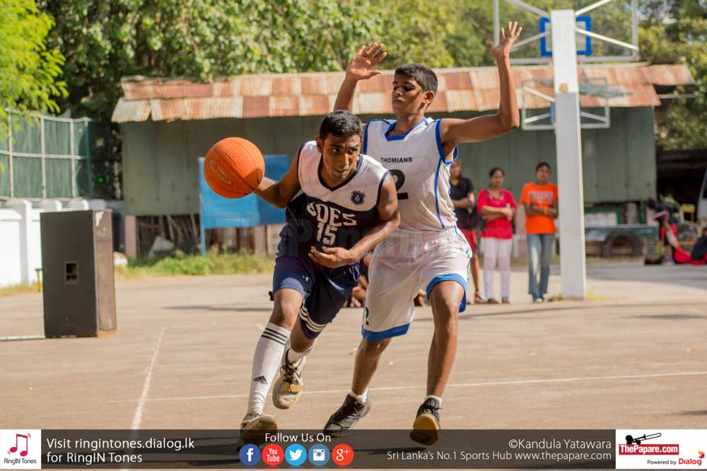 S.Thomas' College vs St. Joseph's College