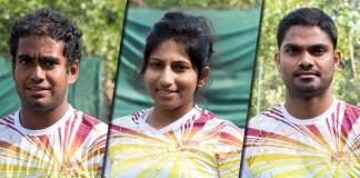 Godamanne, Shamal and Muttiah progress forward at SAG