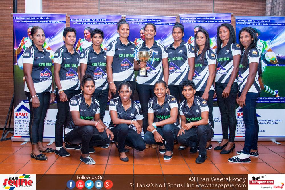 SAGT Womens Rugby