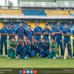 St. Aloysius vs Trinity - U19 Schools T20 semi-finals 2