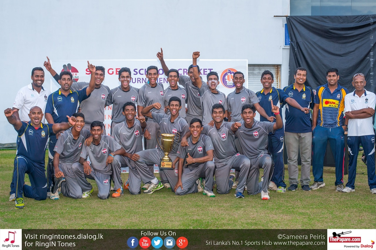 U19 Schools T20 Final