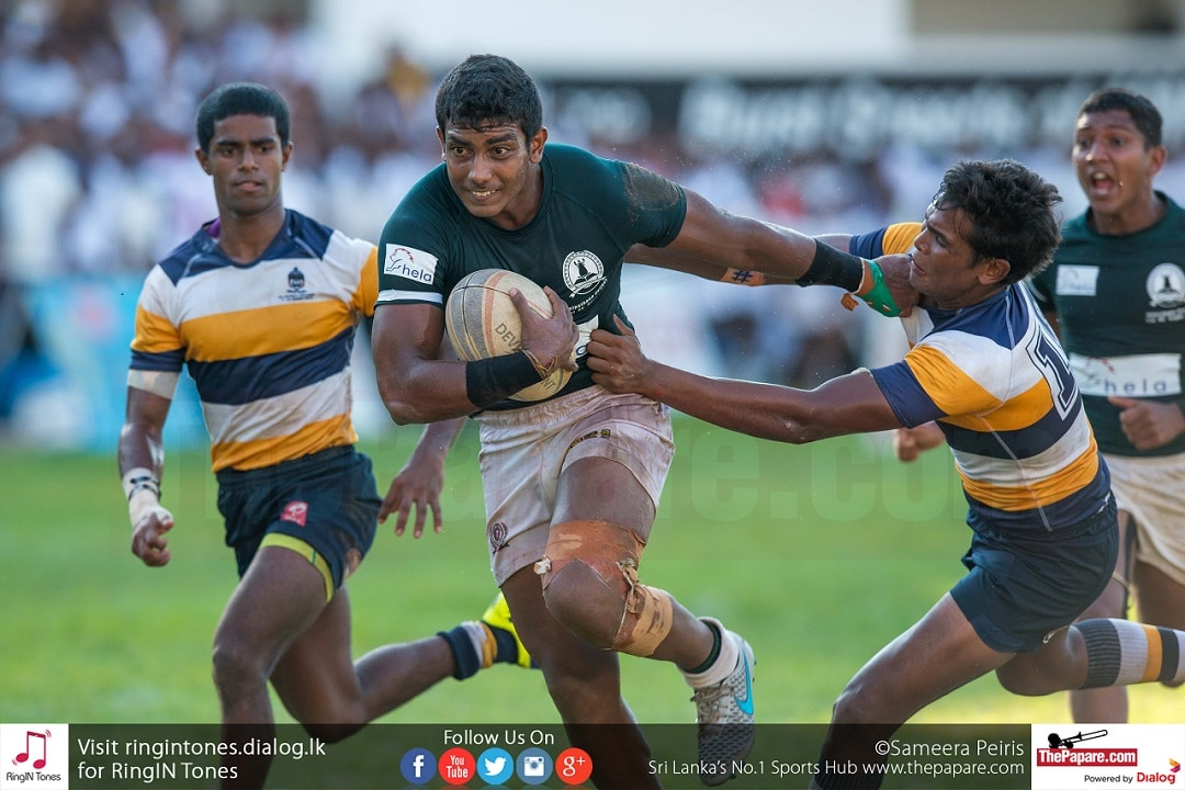 St. Peter's College V Isipathana College
