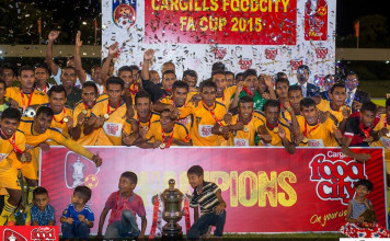 Army Sc vs Renown SC - Fa Cup Final 2016
