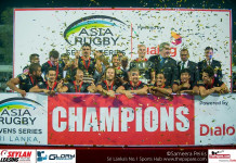 Hong Rugby Team - Asia Rugby 7s Mens Champions 2016