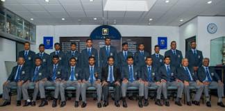 SL youth cricket