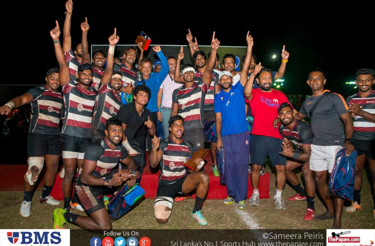 46th Mercantile Rugby 7's Champions 2016