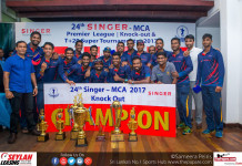 MAS Unichela to MCA Knockout Trophy