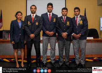 Sri Lankan Olympic team