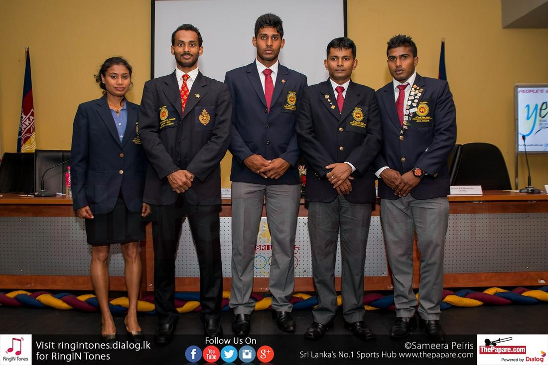 Sri Lankan Olympic team