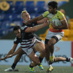 Asia sevens series Championship day 1 mens matches Round up