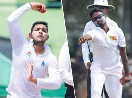 Sri Lanka A vs Bangladesh A