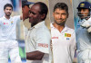 Sri Lanka's best test knocks against India