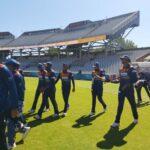 Intra-Squad T20 practice match