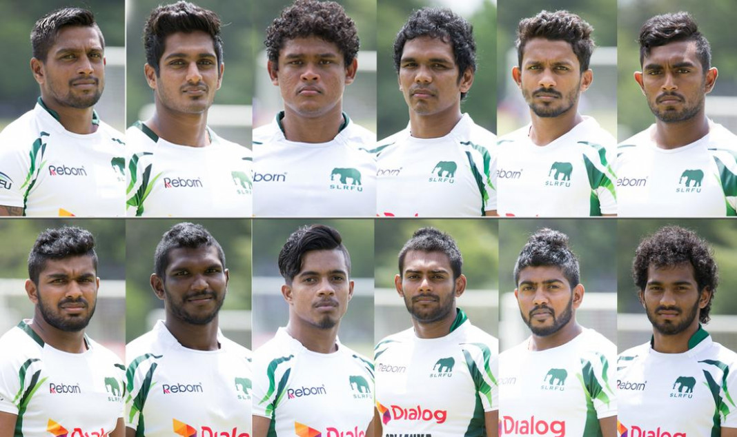 Tuskers Final squad