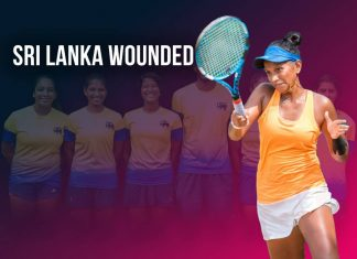 Sri Lanka Fed Cup Results