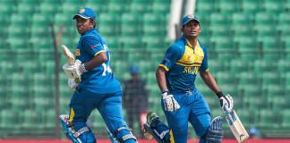 1st Youth ODI: England Under-19s v Sri Lanka Under-19s