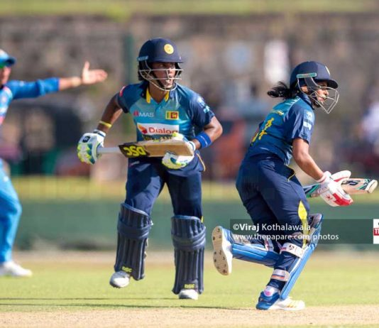 sri lanka womens vs india womens